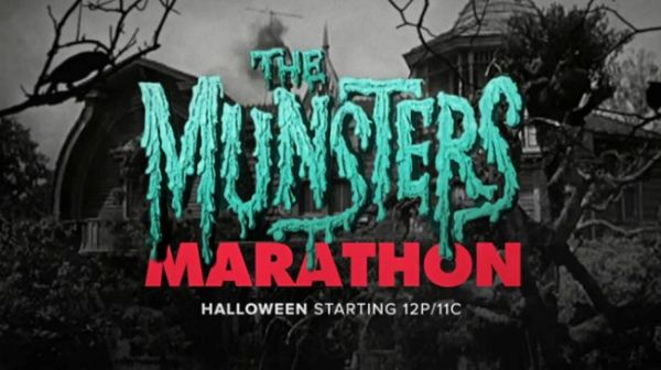 The Munsters COZI TV Marathon