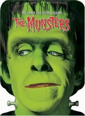 The Munsters - The Complete Second Season