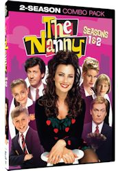 The Nanny - Seasons One & Two (Mill Creek)