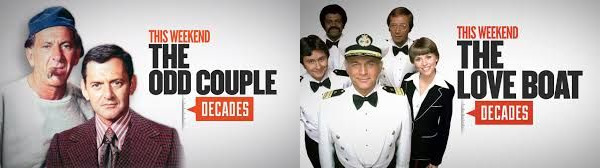 The Odd Couple and The Love Boat