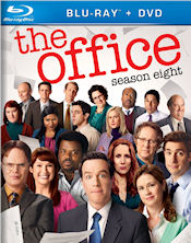 The Office - Season Eight (Blu-ray)