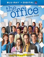 The Office - Season Nine (Blu-ray/UltraViolet Combo)