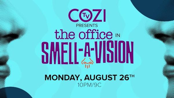 The Office Smell-a-Vision