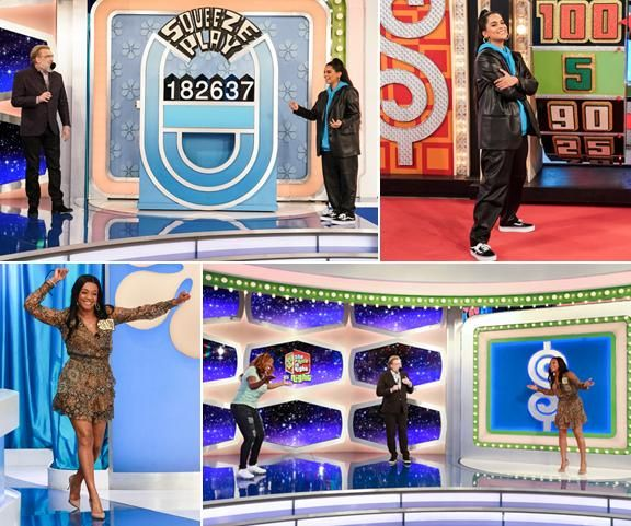The Price Is Right at Night - Lilly Singh and Tiffany Haddish