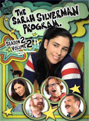 The Sarah Silverman Program - Season 2, Volume 2