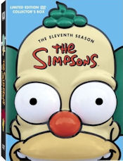 The Simpsons - The Eleventh Season