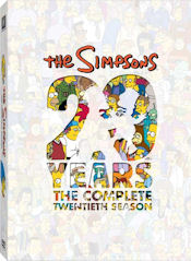 The Simpsons - The Complete Twentieth Season