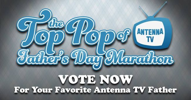 The Top Pop of Father's Day Marathon