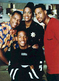 The Wayans Bros. Cast
