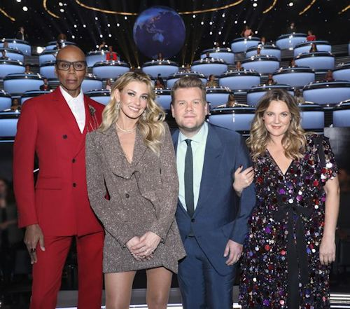 The World's Best - RuPaul Charles, Faith Hill, James Corden and Drew Barrymore
