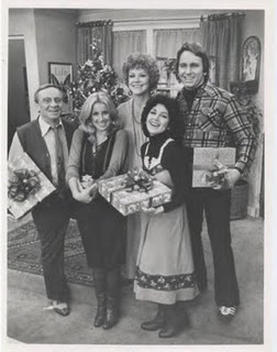 Three's Company Christmas