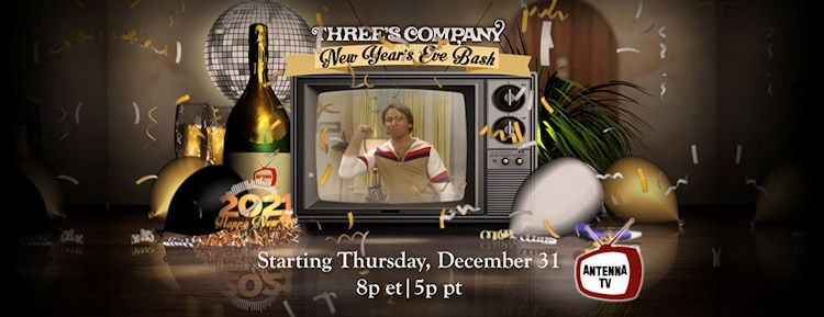 Three's Company New Year's Eve Bash Marathon