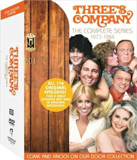 Three's Company - The Complete Series - Come and Knock on Our Door Collection