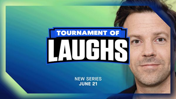 Tournament of Laughs - Jason Sudeikis