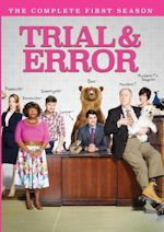 Trial & Error - The Complete First Season