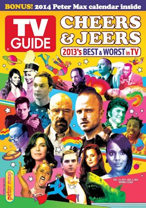 TV Guide Cheers & Jeers Issue