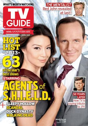 TV Guide Hot List 2013