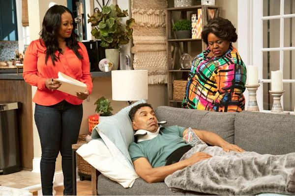 Tyler Perry's House of Payne - Keshia Knight Pulliam, Allen Payne and Cassi Davis Patton
