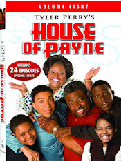 Tyler Perry's House of Payne - Volume Eight (Episodes 149-172)