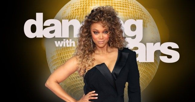Tyra Banks - Dancing with the Stars