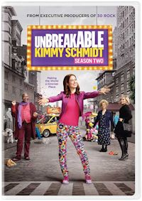 Unbreakable Kimmy Schmidt - Season Two