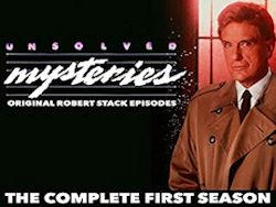 Unsolved Mysteries: Original Robert Stack Episodes - The Complete First Season