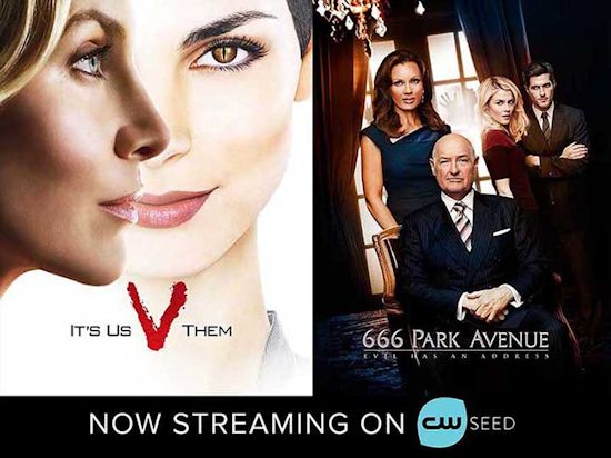 V and 666 Park Avenue - CW Seed