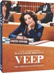 Veep - The Complete Second Season (DVD)