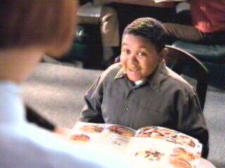 Emmanuel Lewis in Denny's commercial