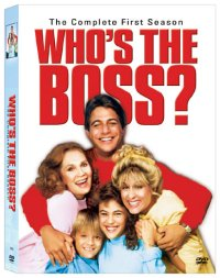 Who's the Boss - The Complete First Season