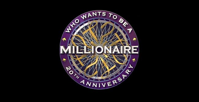 Who Wants to Be a Millionaire 20th Anniversary