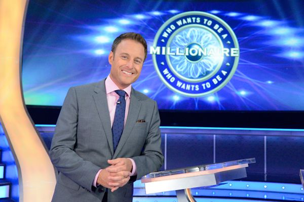 Who Wants to Be a Millionaire - Chris Harrison
