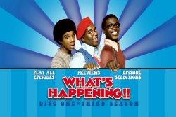 What's Happening!! - Season 3 DVD Menu