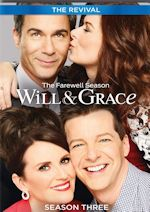 Will & Grace - The Revival -Season Three - The Farewell Season