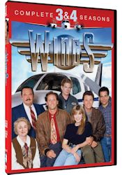 Wings - Seasons 3 and 4 (Mill Creek)