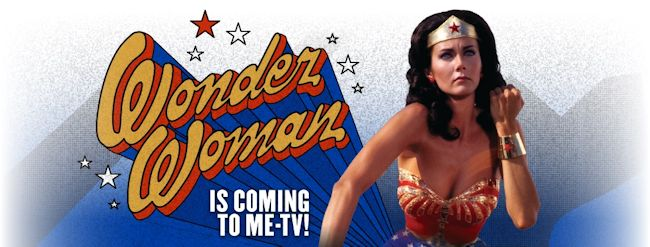 Wonder Woman on Me-TV