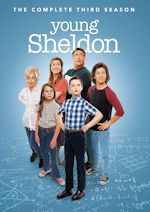 Young Sheldon - The Complete Third Season