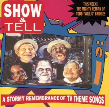 Show and Tell CD cover