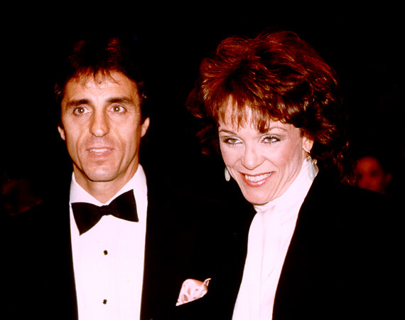 Valerie Harper and husband Tony Cacciotti
