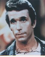 Henry Winkler as The Fonz